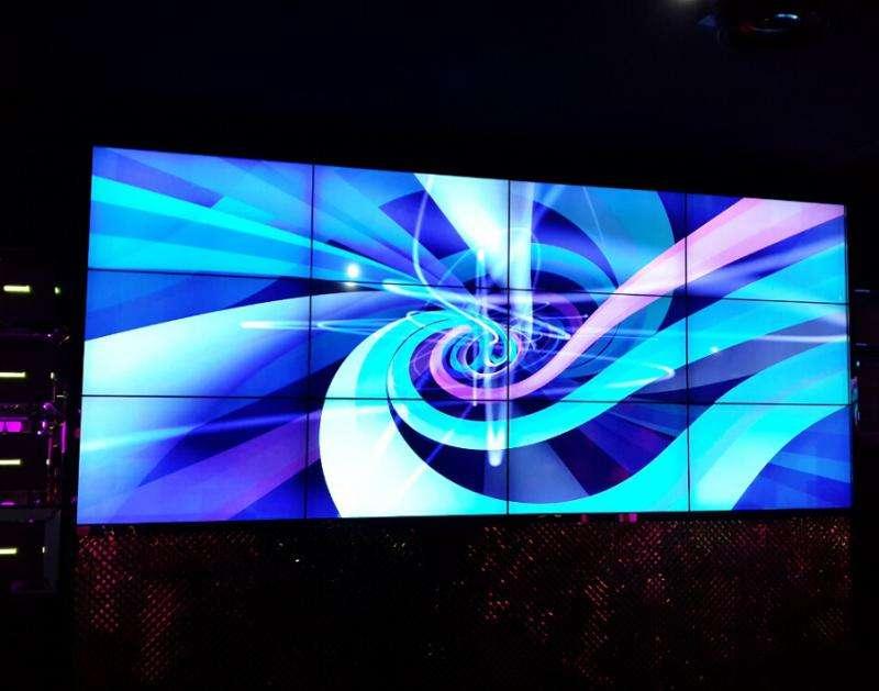 展示互动时代液晶拼接屏幕有哪些应用领域
