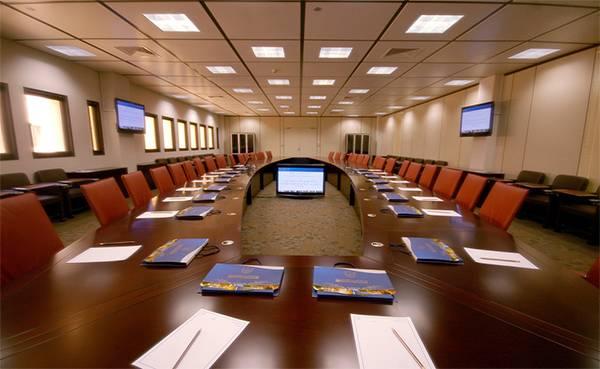 液晶拼接大屏幕应该于智能会议室!智能会议室解决方案